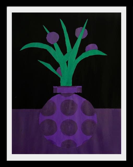 Jon Key, 'Violet Still Life No. 1', Ross+Kramer Gallery
