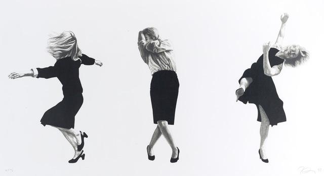 , 'Dancing Trio,' 1997, Gregg Shienbaum Fine Art