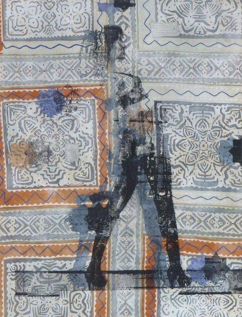 , 'Annabel Applique,' 2012, Paradise Row