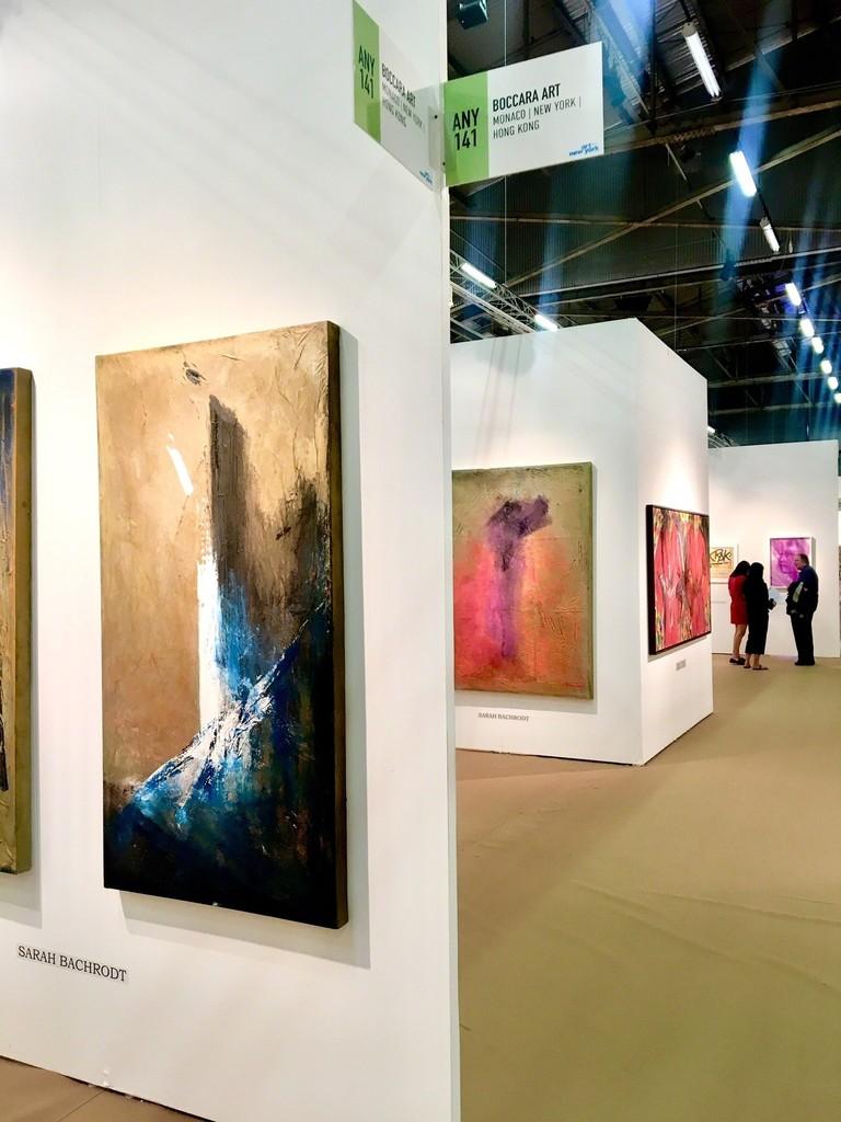 BOCCARA ART at Art New York 2018