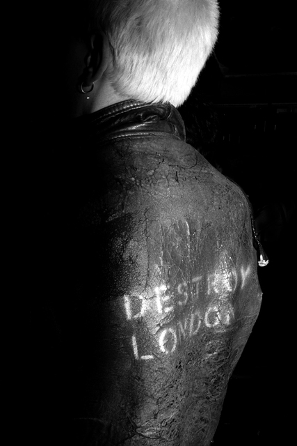 , 'Untitled, from the series Punks, 1976-1977,' 1976, The Photographers' Gallery