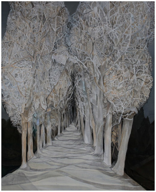 Wang Qing, ' Boulevard ', 2014, Hive Center for Contemporary Art