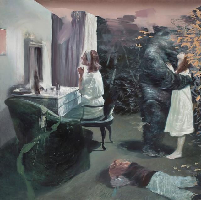 , 'Undivided Estate (that Dressing Room),' 2015, Galleri Brandstrup