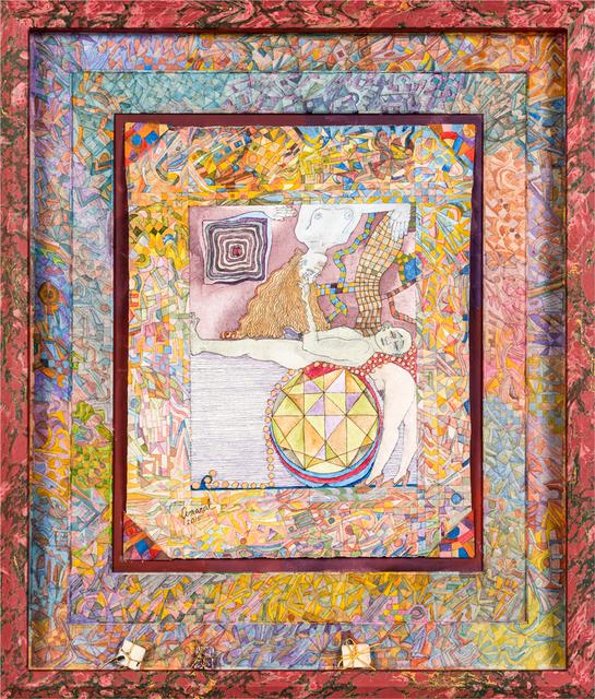 , 'Kaleidoscope Imaginary manuscript ,' 2017, Galería La Cometa