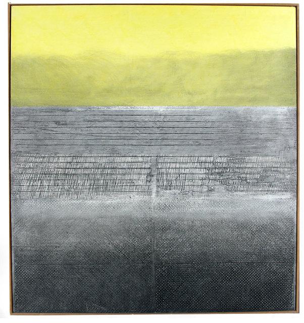 , 'Amarillo sobre gris,' 1984, Cecilia de Torres, Ltd.