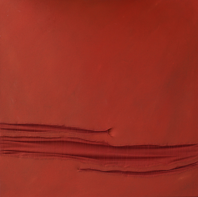 , 'Metaphor Rosso Carminio 10,' 2018, James Barron Art