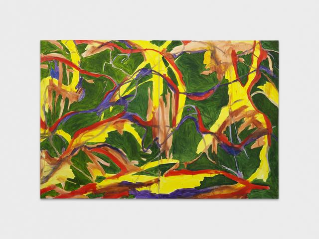, 'Vanilla,' 2016, Galerie Maria Bernheim