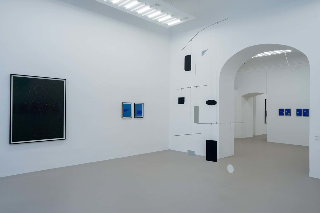 Dorit Margreiter, Neue Räume, Exhibition at Charim Galerie Wien, 2016
