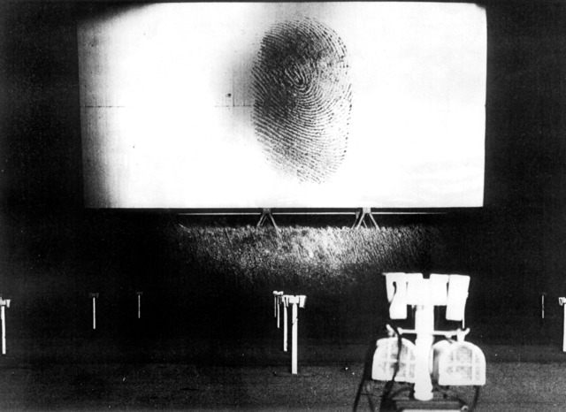 , 'Fingerprint,' 1968, Anita Beckers