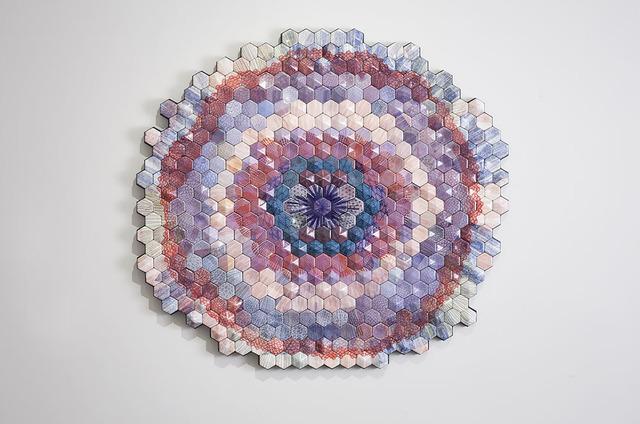 , 'Passion Flora,' 2017, Hostler Burrows