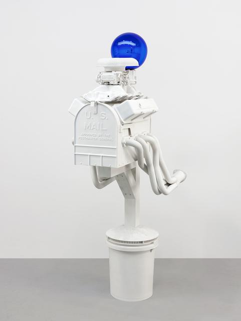 , 'Gazing Ball (Mailbox),' 2013, Gagosian