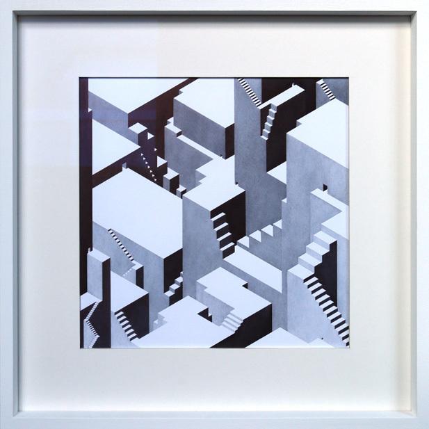 , 'Cité #7,' 2015, Art Bastion Gallery