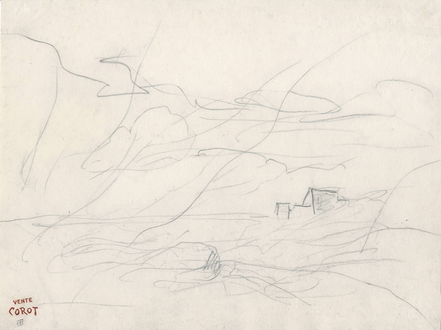 , 'Landscape with House,' , Jill Newhouse Gallery