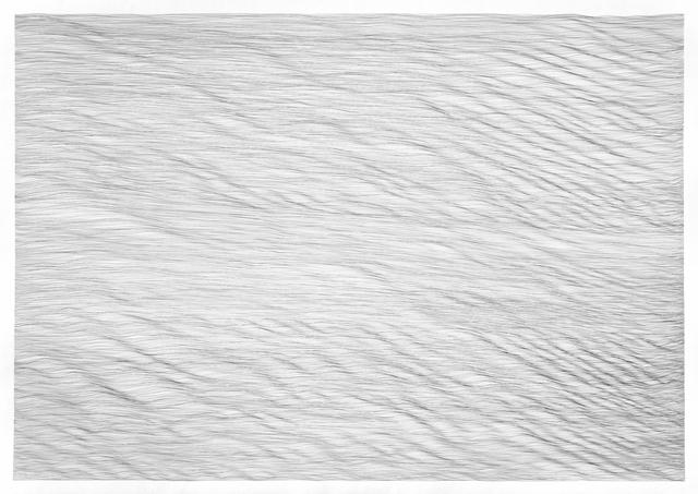 , 'Untitled (Lines),' 2015, Bluerider ART