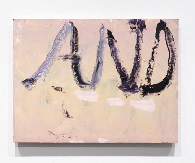 , 'AND,' 2018, Nancy Littlejohn Fine Art