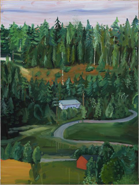 , 'Vertical,' 2018, Galleri Bo Bjerggaard