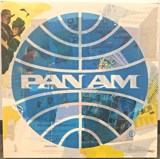 Cey Adams, 'Pan Am ', 2018, Alpha 137 Gallery