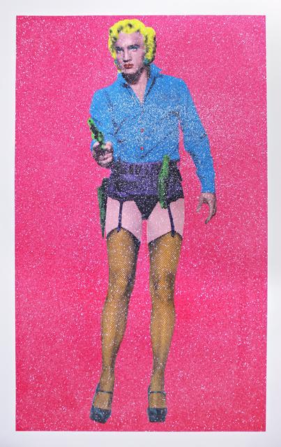 , 'Diva Las Vegas (Fuchsia),' 2015, Imitate Modern