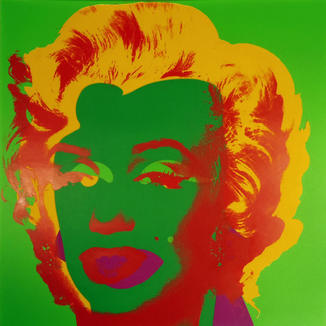 Andy Warhol, 'Marilyn II.25', 1967, Print, Screenprint on paper, OSME Fine Art