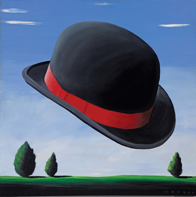 Robert Deyber, 'At the Drop of a Hat (Bowler)', 2007, Martin Lawrence Galleries