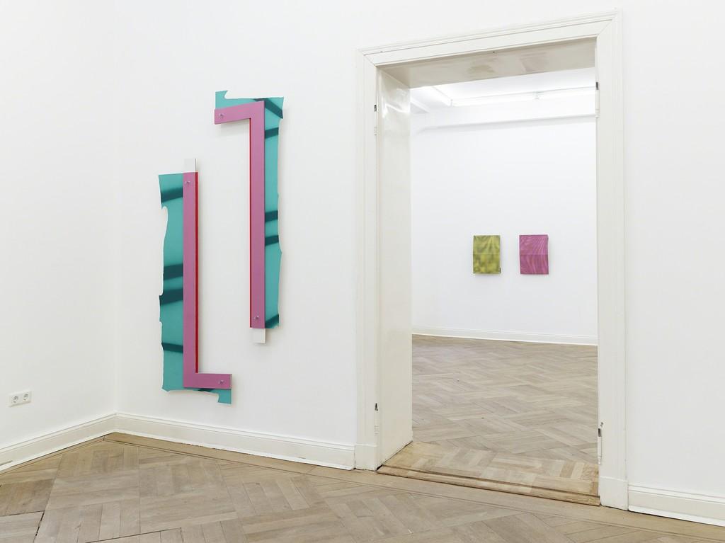 Jonas Maas Plural Figge von Rosen Galerie, Berlin Installation view