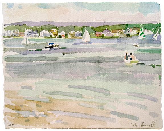 , 'Sailing Lesson, Calm,' 21st Century, George Billis Gallery