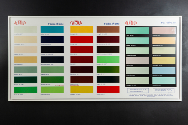 Damien Hirst, 'Colour Chart', 2017, The Drang Gallery