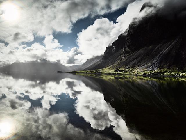 , 'Reflection, Iceland,' 2015-2016, Holden Luntz Gallery