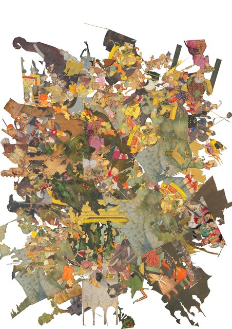 , 'Badshahnama Series XXXII  ,' 2011, Khaas Art