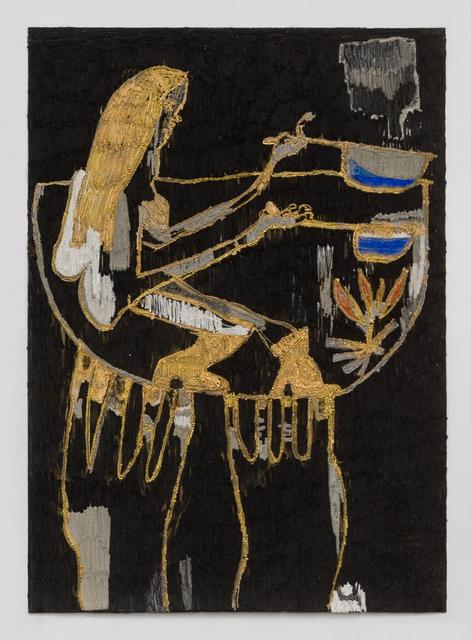 , 'Smokie,' 2017, Fridman Gallery