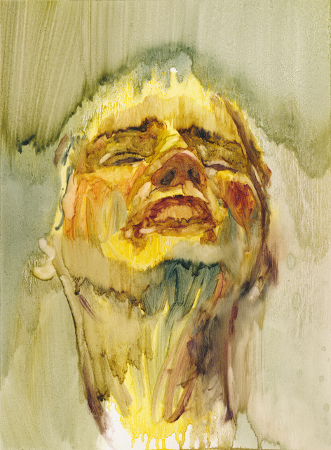 , 'Deluge,' 2016, Barnard