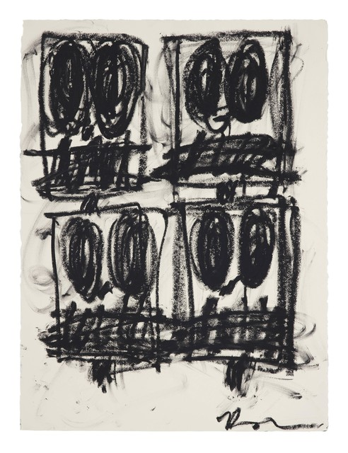 Rashid Johnson, 'Untitled Anxious Drawing', 2017, Pulpo Gallery
