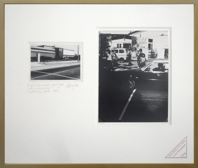 , 'Huelga Sindicato. Good Year / Union Strike. Good Year,' 1983, espaivisor - Galería Visor