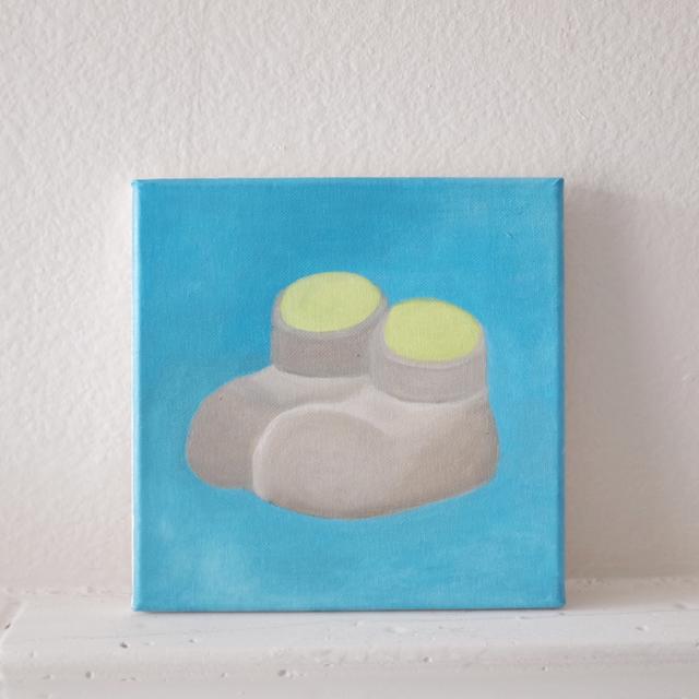 Kei Kei, 'Impish Toolkit No.1', 2020, Painting, Oil on Canvas, Tsubakiyama Gallery