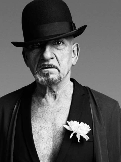 , 'Sir Ben Kingsley, London 2010,' 2010, Willas Contemporary