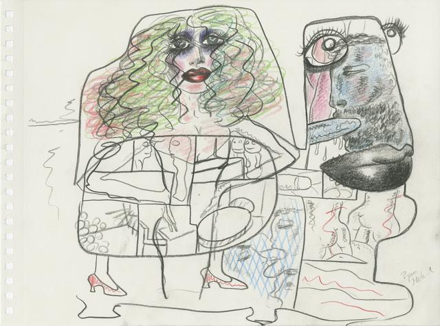 , 'Untitled,' 2014, Rod Bianco Gallery