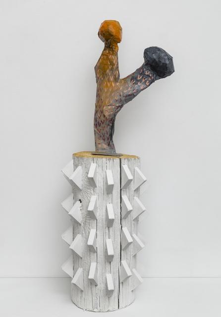 , 'Hardy Twin Sabra,' 2018, Asya Geisberg Gallery
