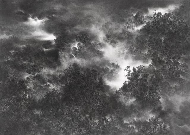 , 'Mountains in the Mist,' 2006, Hanart TZ Gallery