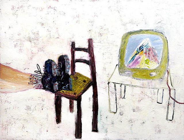 , 'Pauzebeeld (Pause image),' 2004, K + Y Gallery