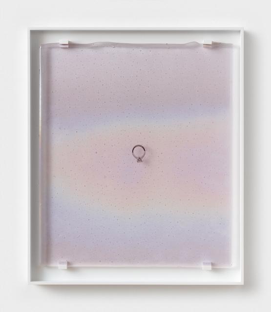 , 'The Ring,' 2018, Rachel Uffner Gallery
