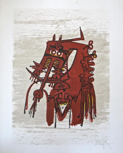 Wifredo Lam, 'Sans titre II', 1977, MLA Gallery