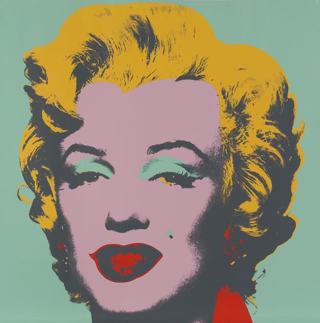 Andy Warhol, 'Marilyn Monroe', 1967, Phillips