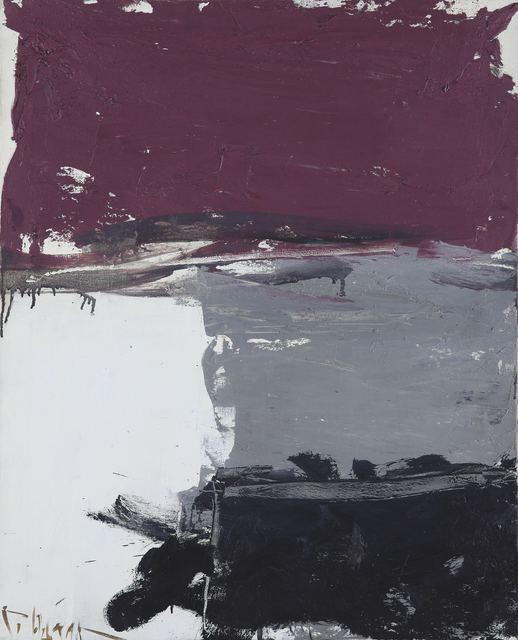 , 'Purple No.4,' 1991, 10 Chancery Lane Gallery