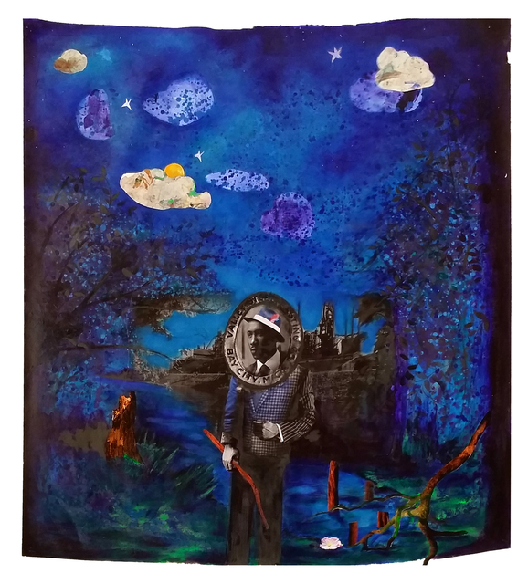 , 'Up South,' 2015, Nicole Longnecker Gallery