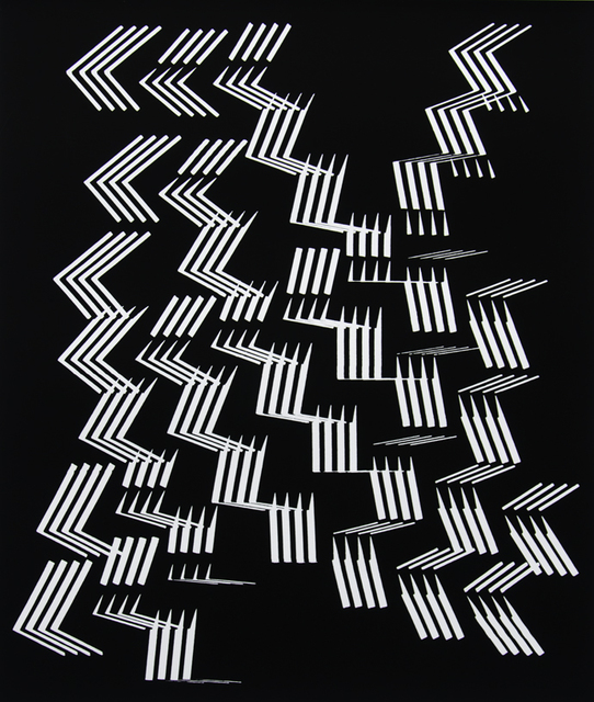 José Oiticica Filho, 'Untitled', 1958, Galeria Raquel Arnaud