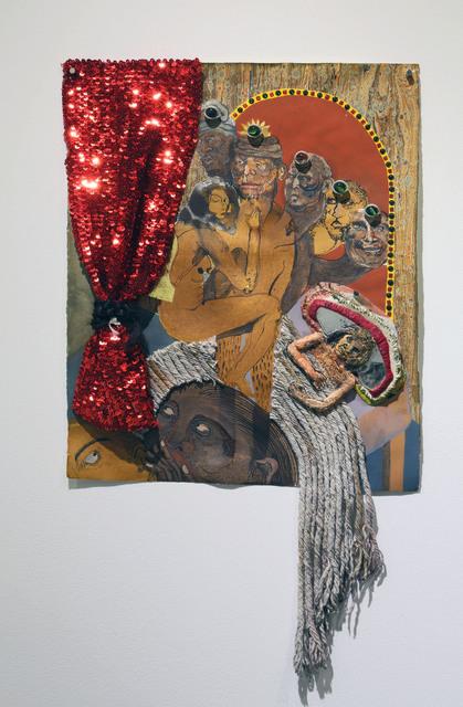 , 'Sita's Dream,' 2016, Project for Empty Space