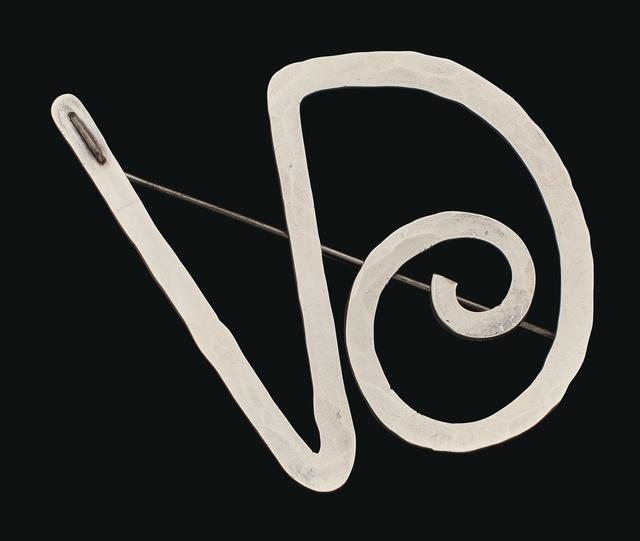 Alexander Calder, 'VD Pin', 1949, Sotheby's