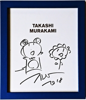 Takashi Murakami, Mr. Dob and Flower Drawing