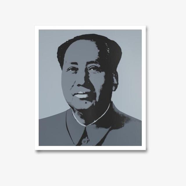 Andy Warhol, 'Mao Grey - Sunday B. Morning (After)', Reproduction, Serigraph, ARTEDIO