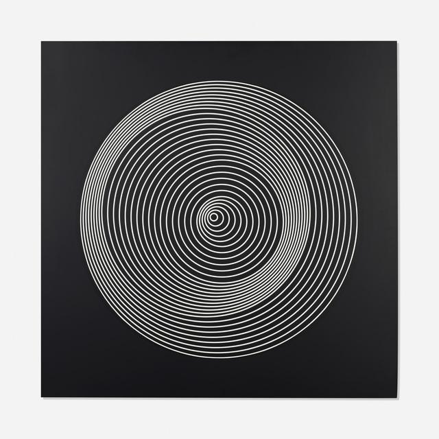 Marina Apollonio, 'Dinamica Circolare Cratere N', 1968/1999, Rago/Wright